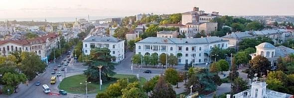 Севастополь - центр